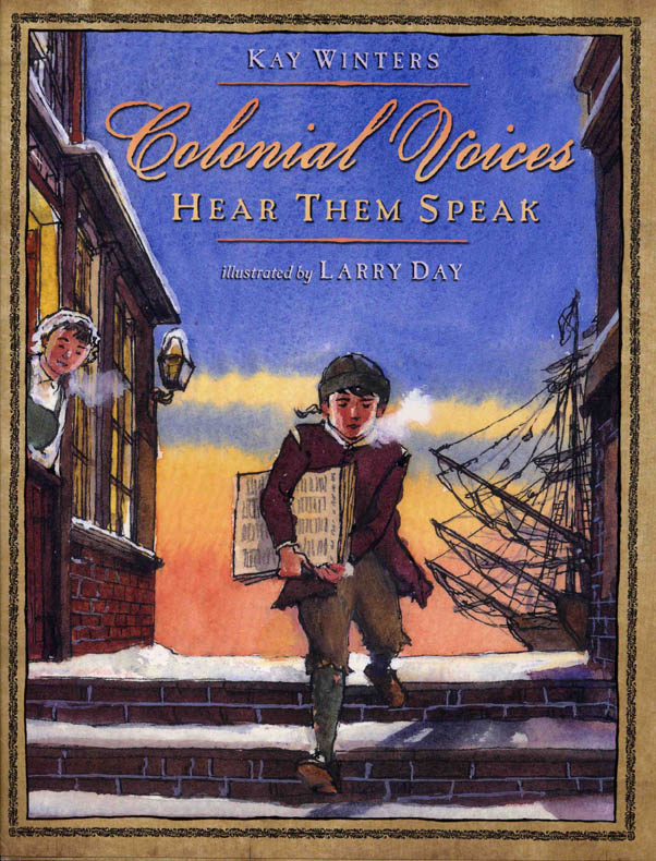 Colonial Voices Cover