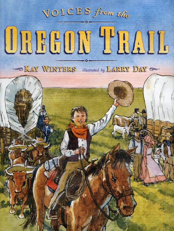 OregonTrail Cover