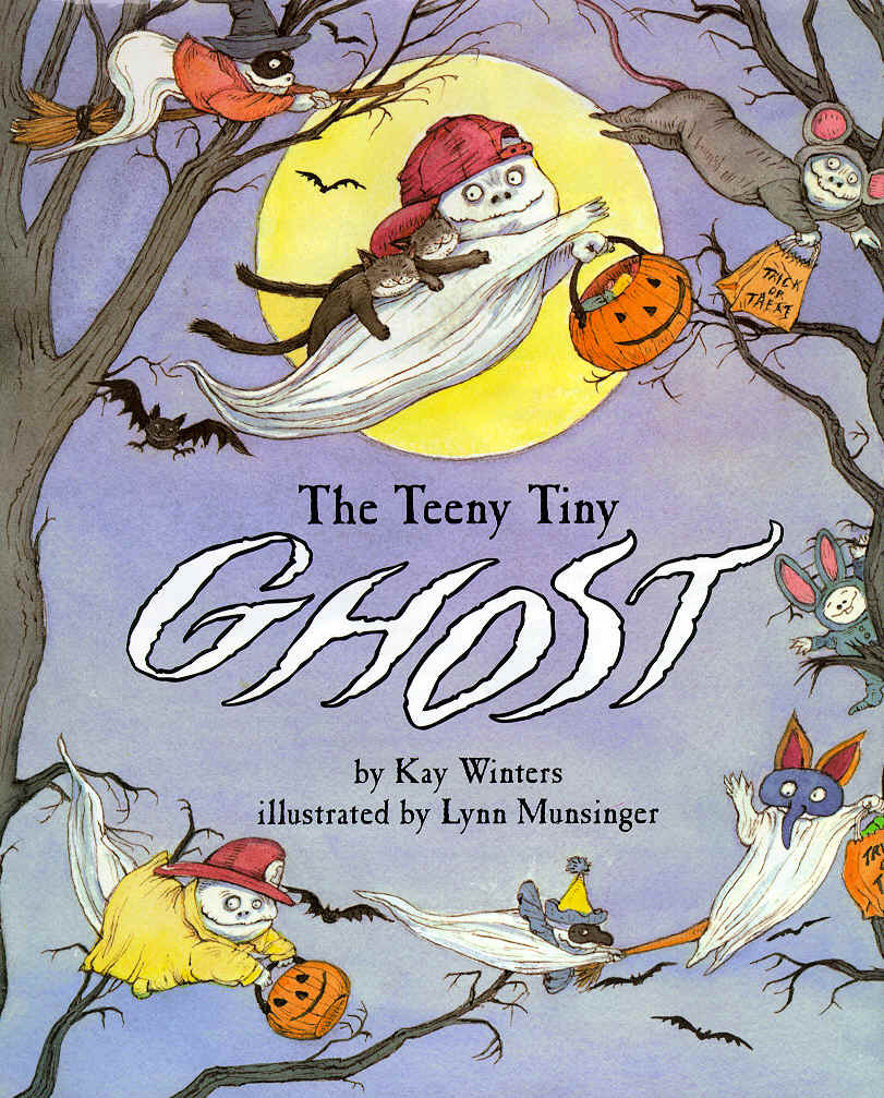 Teeny Tiny Ghost Cover