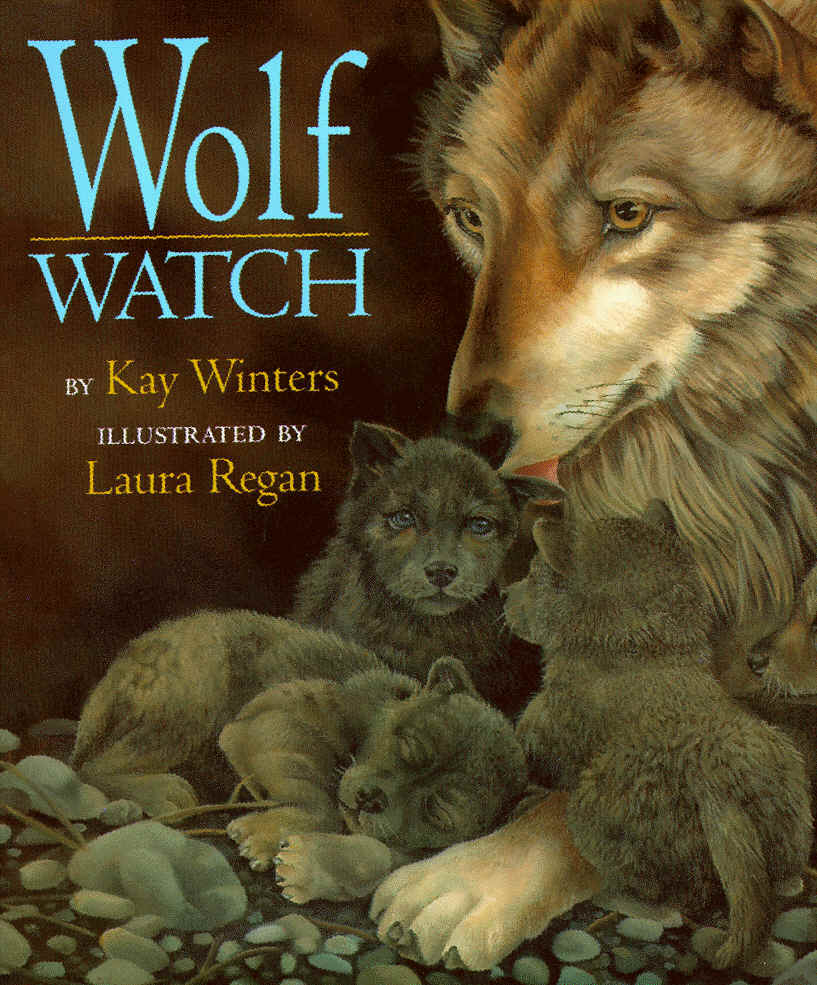 Wolf Watch Cover